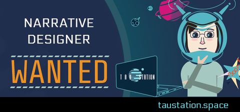 Love Sci-fi? Tau Station is Hiring for a Narrative Designer