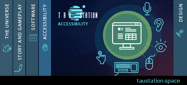 The Tau Station Universe: Accessibility