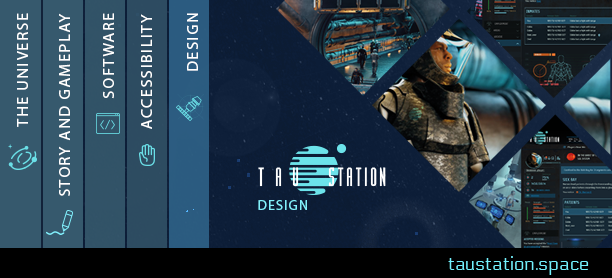 The Tau Station Universe: Design