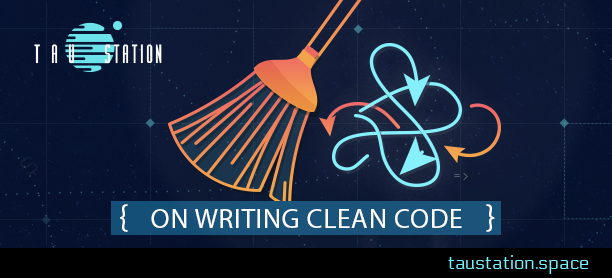 On writing clean code