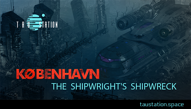 København – The Shipwright's Shipwreck