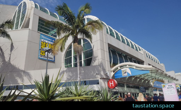 Comic Con: The Land of Imagination and Promise