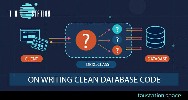 On writing clean database code