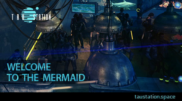 Galactic Destinations: Welcome to the Mermaid