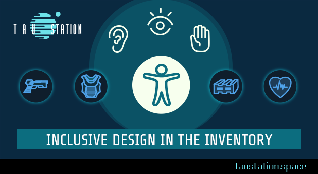 Inclusive Design in the Inventory
