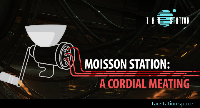 Moisson Station: A Cordial Meating