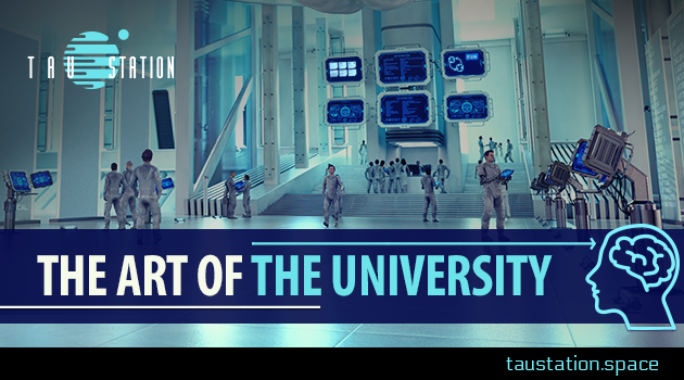 The Art of the University