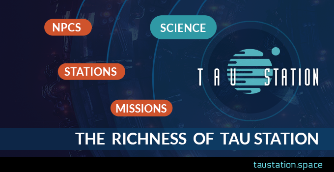 The Richness of Tau Station