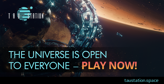 Start Your Adventure in Tau Station Now