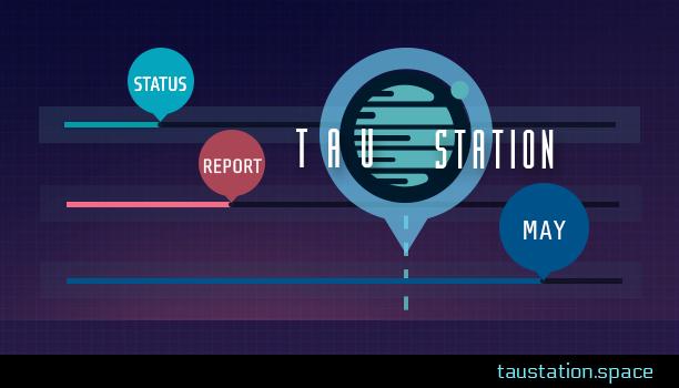 Status Report: May 2018