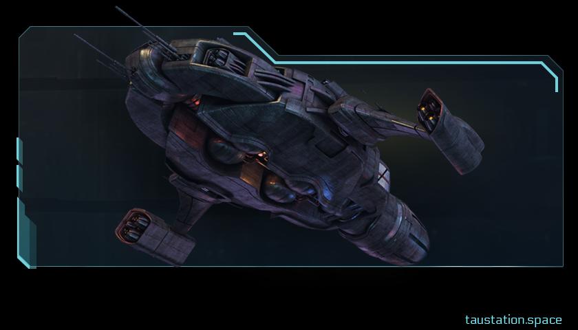 3D art of a private Shuttle