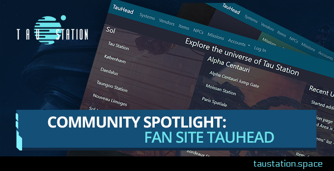 Community Spotlight: Fan Site TauHead