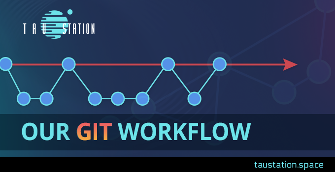 Our Git workflow