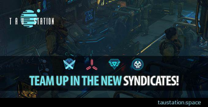 Team up in the new Syndicates!