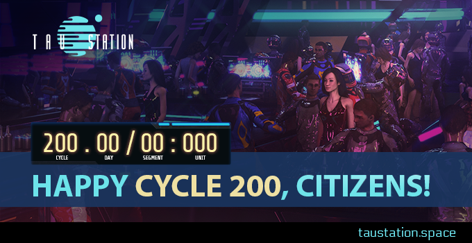 Happy Cycle 200, citizens!