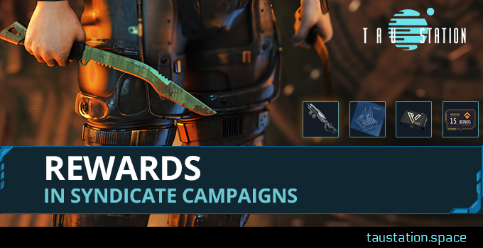 Rewards in Syndicate Campaigns