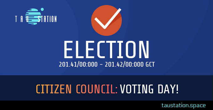 Citizen Council: Voting Day!