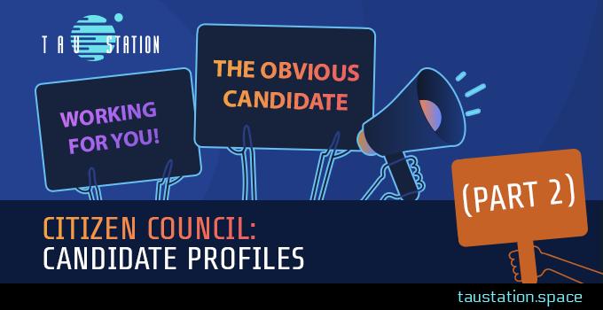 Citizen Council: Candidate Profiles (Part 2)