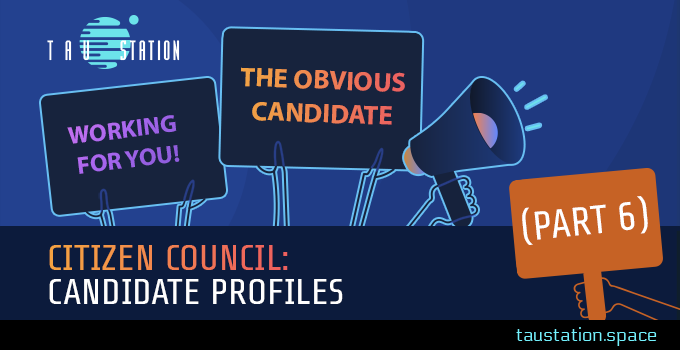 Citizen Council: Candidate Profiles (Part 6)