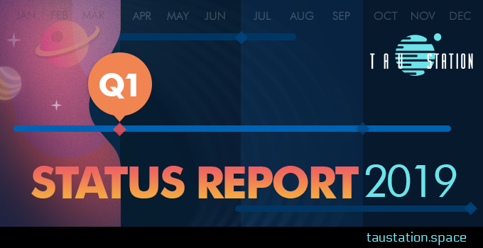 Status Report Q1/2019 (Jan-Mar)