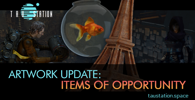 Artwork update: Items of Opportunity