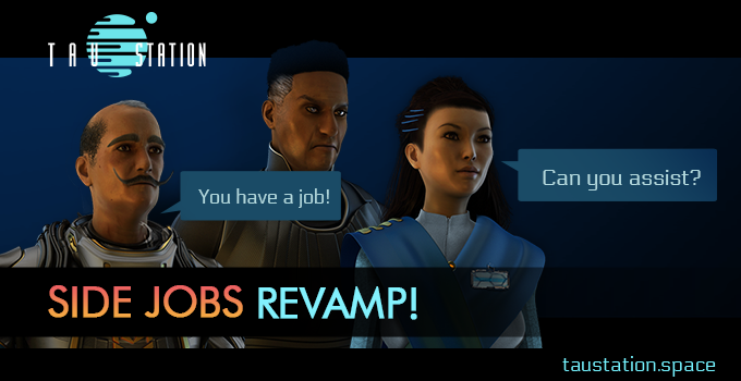 Side Jobs Revamp!