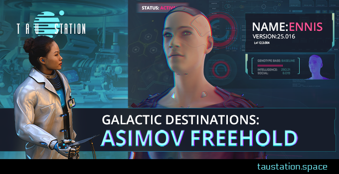Galactic Destinations: Asimov Freehold