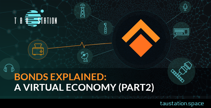 Bonds explained: A virtual economy (part 2)