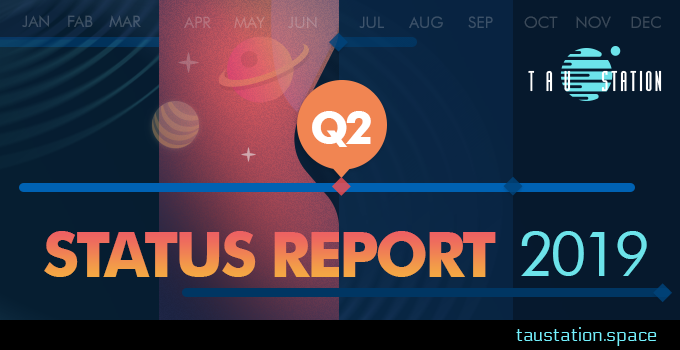 Status Report Q2/2019 (Apr-Jun)
