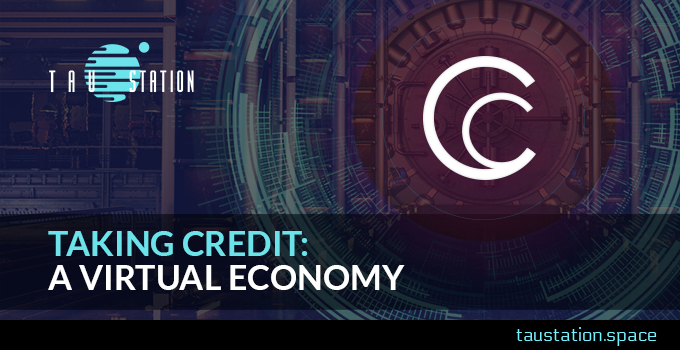 Taking Credit: A Virtual Economy