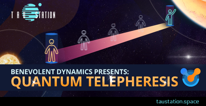 Benevolent Dynamics presents Quantum Telepheresis