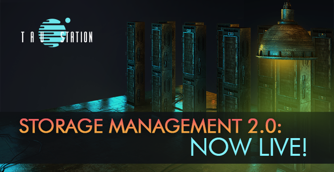 Storage Management 2.0: Now Live!
