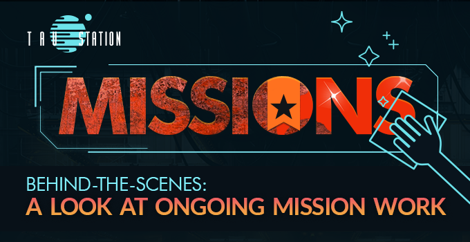 Behind-the-scenes: A look at ongoing mission work
