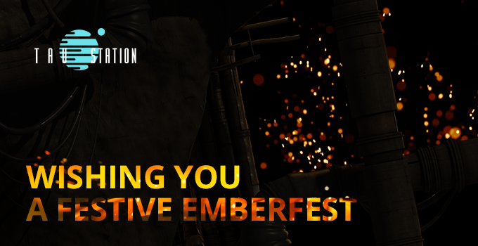 Wishing you a Festive Emberfest!