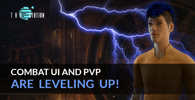Combat UI and PvP are leveling up!