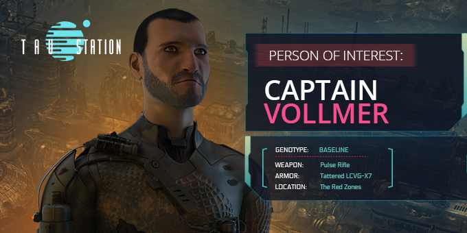 Person of Interest: Captain Vollmer