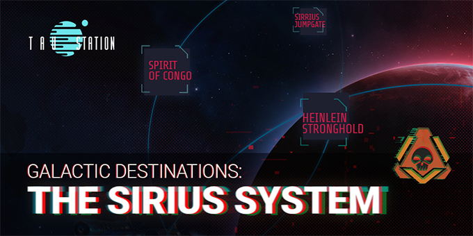 Galactic Destinations: The Sirius System