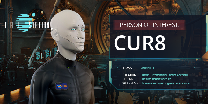 Person of Interest: Cur8