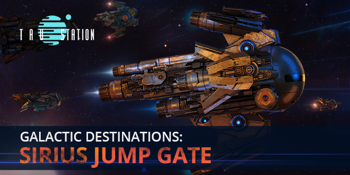 Galactic Destinations: Sirius Jump Gate