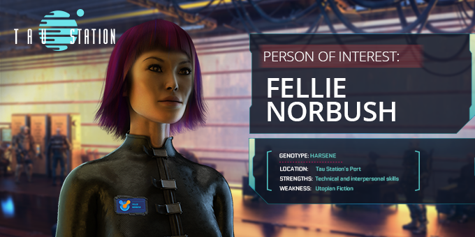 Person of Interest: Fellie Norbush