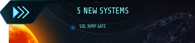 5 new systems