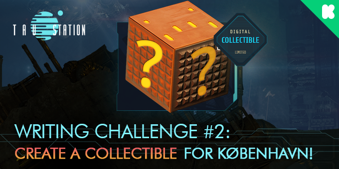 Writing Challenge: Create a Collectible for København!