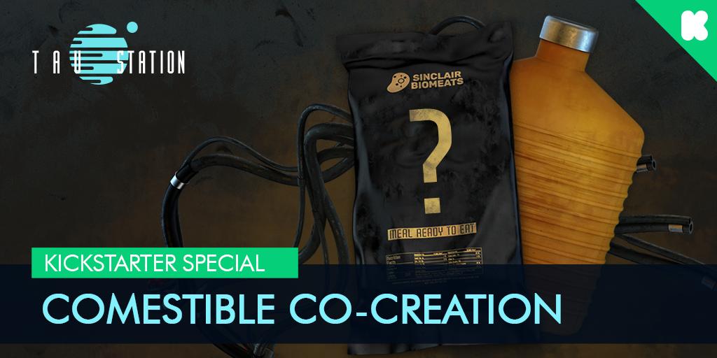 Kickstarter Special: Comestible Co-Creation