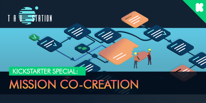 Kickstarter Special: Mission Co-Creation