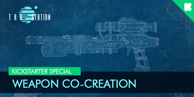 Kickstarter Special: Weapon Co-Creation