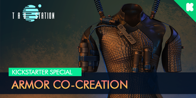 Kickstarter Special: Armor Co-Creation