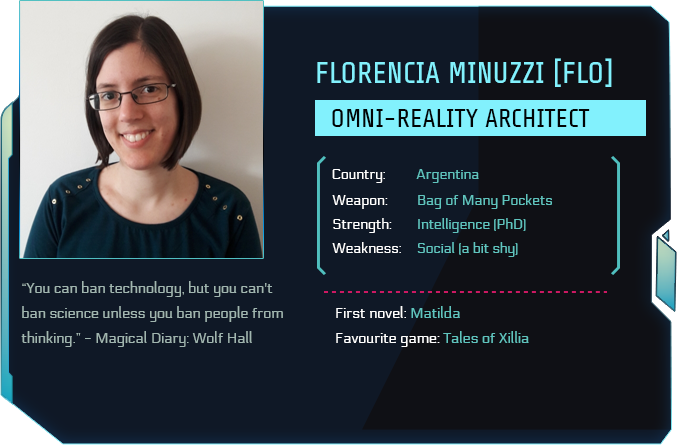 Tau Station ID card of Florenzia