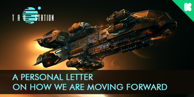 A personal letter on how we are moving forward