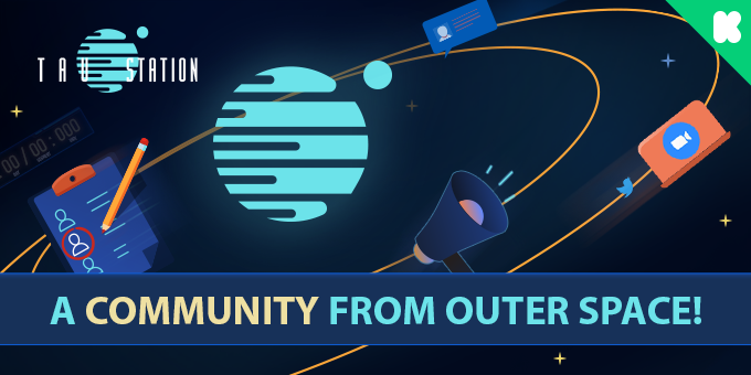 A Community From Outer Space!