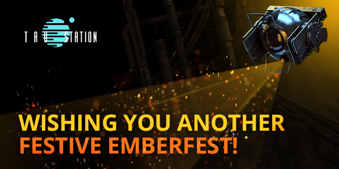 Wishing you Another Festive Emberfest!